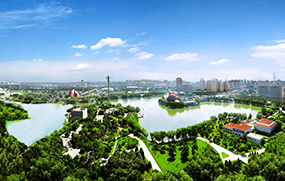Chaoyang Park Area